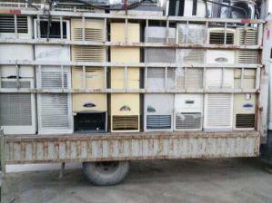 长沙家用空调回收,废旧空调回收