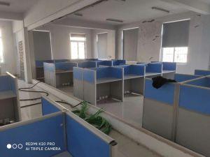 长沙办公家具回收 回收二手班台桌 老板台回收 回收员工隔断
